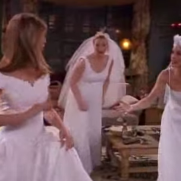 Friends – the one with all the weddingdresses