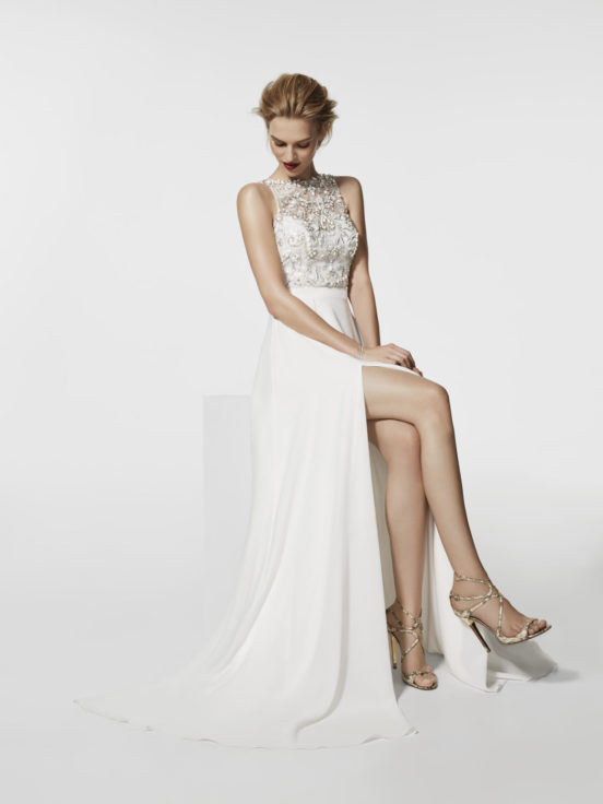 trouwjurk-pronovias-GREEN-WHITE-B